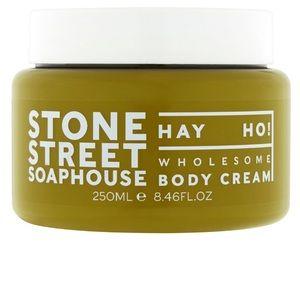 NEW Stone Street Soaphouse Body Cream